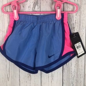 Nike Dri Fit Toddler Size 2T Shorts Chalk Blue